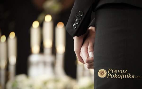 Prevoz pokojnika i sahrana