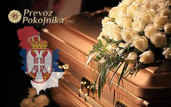 Prevoz pokojnika Srbija