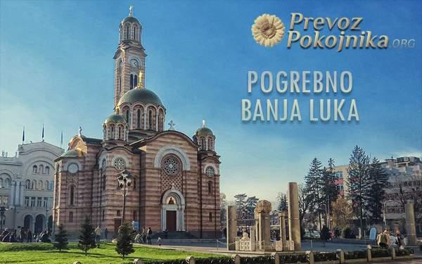 Prevoz pokojnika Banja Luka