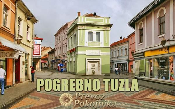 Prevoz umrlih Tuzla